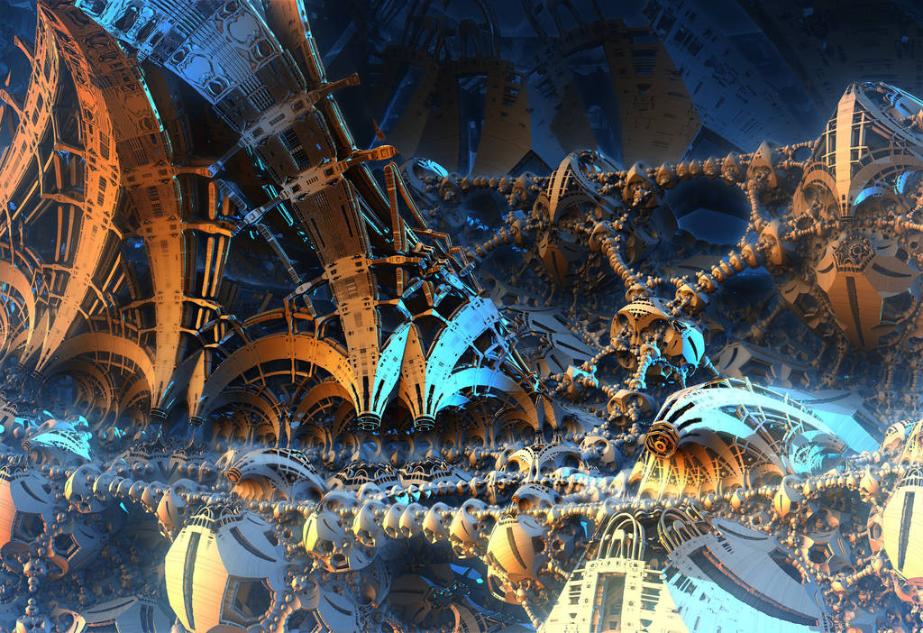 Metal Motion by HalTenny