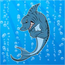 Shark Beast by DaLoonie
