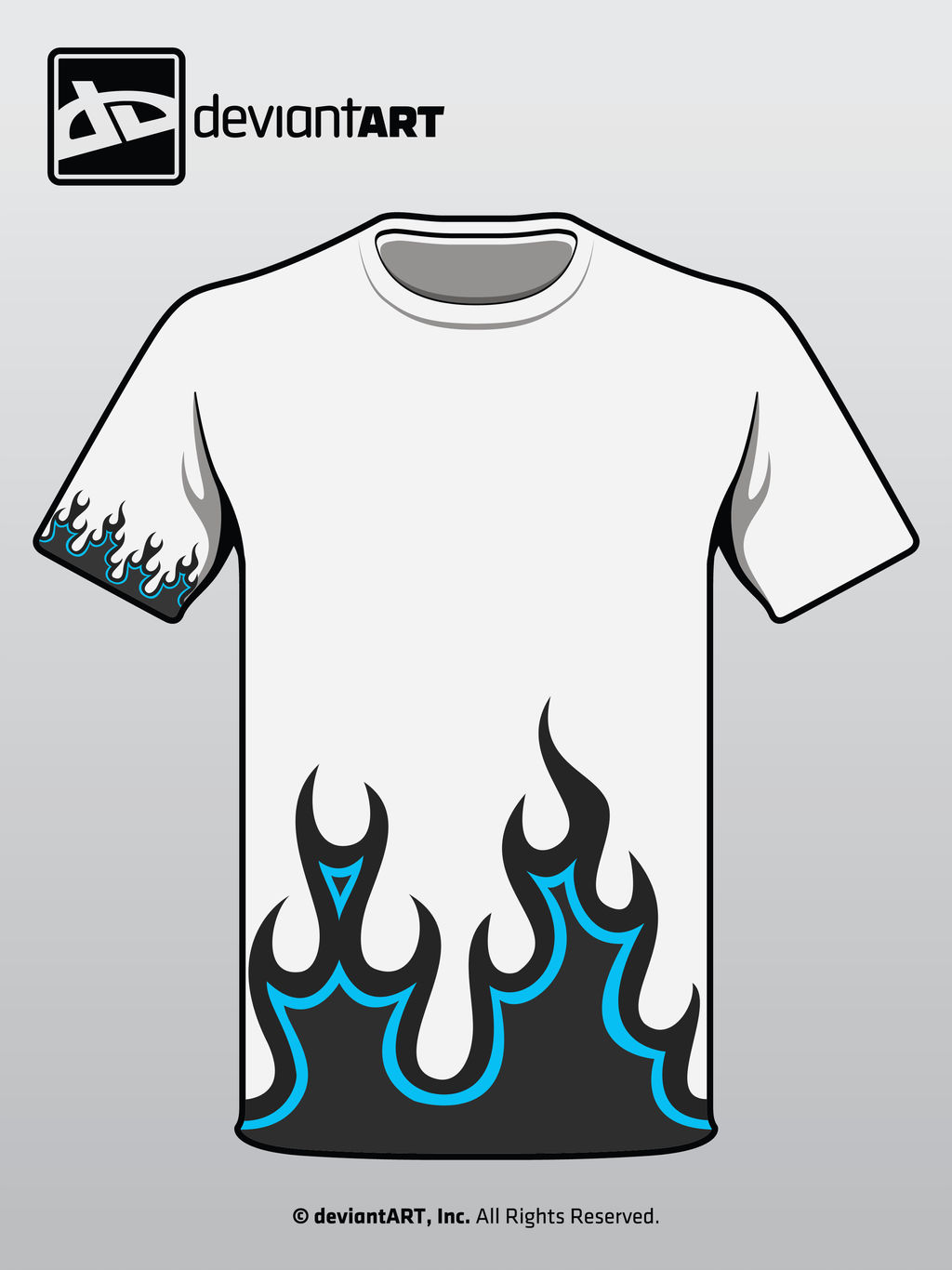 Flame design by DaLoonie