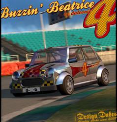 Buzzin' Beatrice by DaLoonie