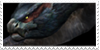 Nargacuga stamp by M-a-a-i