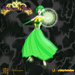 Hanasaki Akiko - Princess Fighter of Thunder by Major-Link