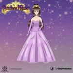 Kyra Akina - Princess Fighter of Lilacs by Major-Link