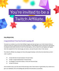 Affiliate Reached! by Major-Link