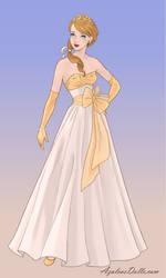 Belinda Standard Dress by AzaleasDolls by Major-Link