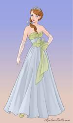 Jessilana Standard Dress by AzaleasDolls by Major-Link