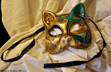 cat mask 2 by mirrorimagestock
