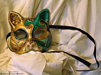 cat mask 3 by mirrorimagestock