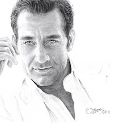 Clive Owen by bossceo