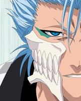 Grimmjow by archiemouse
