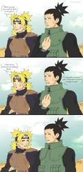 ShikaTema in Naruto 611 by Lilicia-Onechan