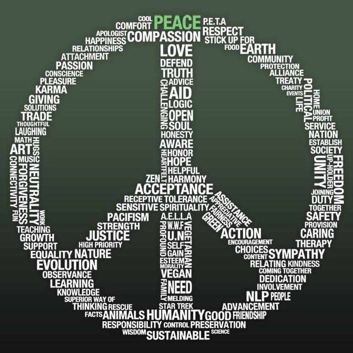 PEACE by eliriel