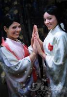 Foxy in Kimono by Foayasha