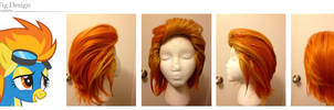 Spitfire Wig by Foayasha