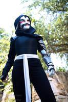 Proud Ninja Lan Fan by Foayasha