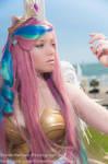Princess Celestia Preview by Foayasha