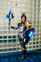 Lightbringer Armor - Paladin Tier 6 by Foayasha
