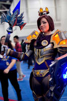 Paladin Cosplay | Lightbringer T6 by Foayasha