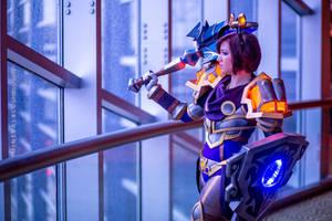 Lightbringer Armor - Paladin Tier 6 @Anime Matsuri by Foayasha