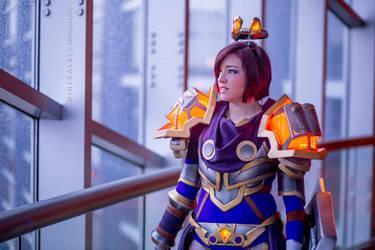 Lightbringer Armor - Paladin Tier 6 AnimeMatsuri_4 by Foayasha