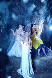 3 Princess of Moon by renataeternal