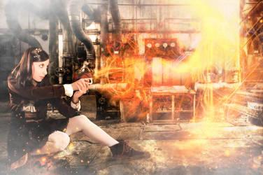 Steampunk - Lady Harisia by s4kuda1sh0