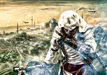 The Assassin's Creed by s4kuda1sh0