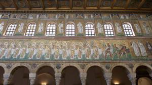 Ravenna Mosaic 1 by bobswin