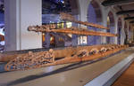 War Canoes at Tropenmuseum Amsterdam by bobswin