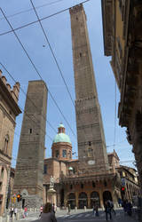 The Two Towers - Bologna by bobswin