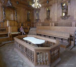 Anatomical Theatre, Bologna by bobswin