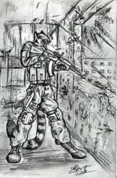 suppressive fire by IFS-ARMAC48