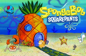 Spongebob Squarepants by AdvanceArcy