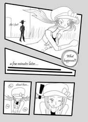Legs Adventures Page 9 by MarrilandComics
