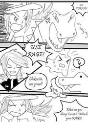 Legs Adventures Page 12 by MarrilandComics