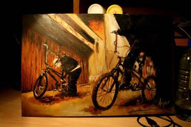 bicis by Anjarockz