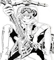 Haruko FLCL by animemaster351