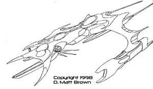 Bio-Ship by Deacon-Aegis