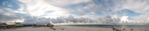 Beach Panorama by poetking