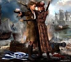 Pirate Armada Mutiny by NapalmArsenal