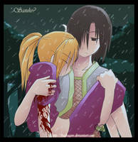 Can't be your Sasuke by Uberzers