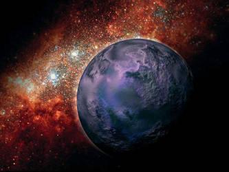 Nibiru the planet of death by RikudaSanin