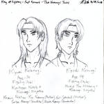 KOF Fast Forward - The Kusanagi Twins by BlueWolfRanger95