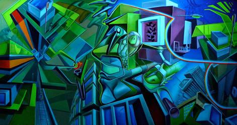 G.R.A.S by Punkadelik-Art