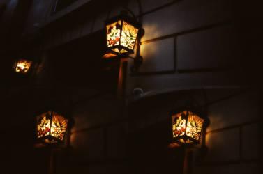 Night walk by IvanHajduk