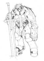 7 Swords Deckard redux by DawidFrederik