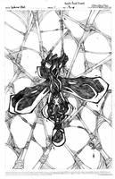 Spiderman : black by DawidFrederik