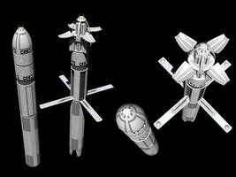 R-45 Antiship Missile by Reactor-Axe-Man