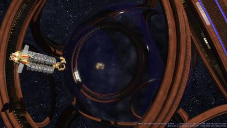 Thread the Eye of the Gods by Reactor-Axe-Man