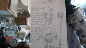 Chigai (clothes 2 + Staff) by YumiTsukiyoru